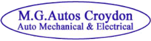 MG Autos Croydon Logo